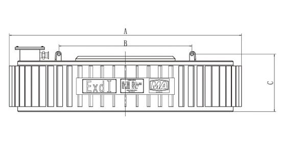 滚筒冷渣机内部结构图